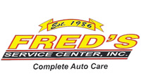 Fred's Service Center Inc.